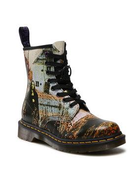 Dr. Martens Dr. Martens Chaussures Rangers 1460 Black Sabbath 26315102 Multicolore
