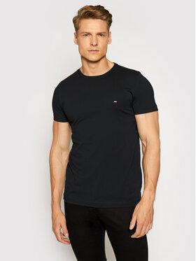 Tommy Hilfiger Tommy Hilfiger T-Shirt 867896625 Černá Slim Fit