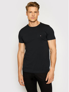 Tommy Hilfiger Tommy Hilfiger T-shirt 867896625 Nero Slim Fit