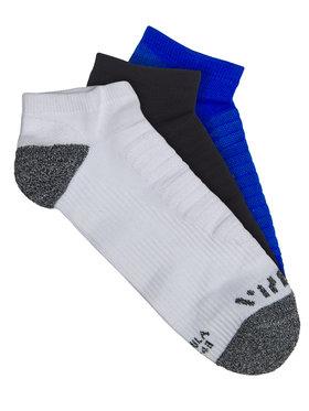 Vistula Vistula Sada 3 párů dámských nízkých ponožek Shinzon XZ1192 Barevná