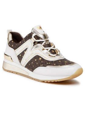MICHAEL Michael Kors MICHAEL Michael Kors Sneakers Pippin Trainer 43R1PIFS2B Bianco