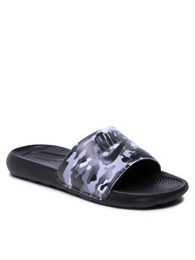 Nike Nike Mules / sandales de bain Victori One Slide Print CN9678 001 Noir