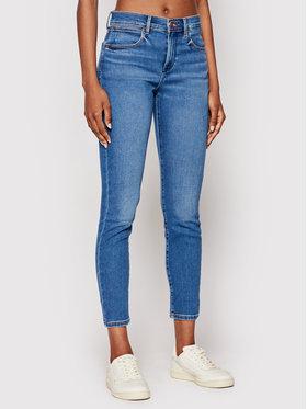 Wrangler Wrangler Jeans W27H4734R Blu scuro Skinny Fit