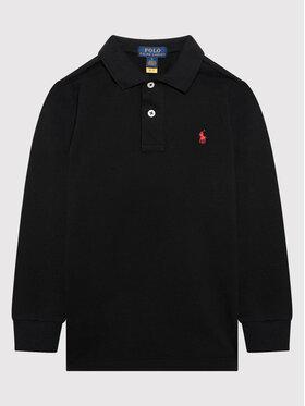 Polo Ralph Lauren Polo Ralph Lauren Polo marškinėliai 322703634011 Juoda Regular Fit