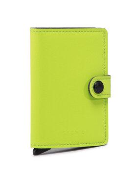 Secrid Secrid Малък дамски портфейл Miniwallet MY Зелен