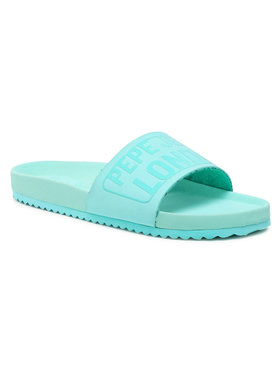 Pepe Jeans Pepe Jeans Mules / sandales de bain Bio Royal Bloc PLS90349 Vert