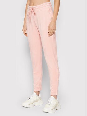 Ugg Ugg Spodnie dresowe Haydn 1121088 Różowy Regular Fit