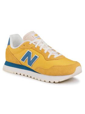 New Balance New Balance Laisvalaikio batai WL527CCA Geltona
