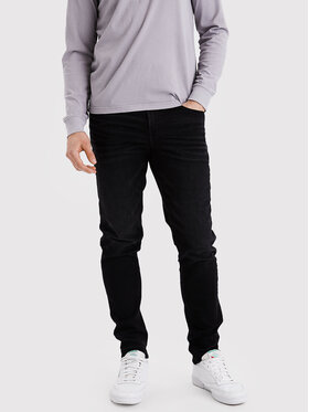 American Eagle American Eagle Jeansy 011-0118-5307 Czarny Athletic Fit