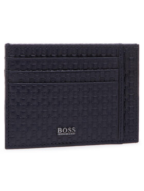 Boss Boss Etui na karty kredytowe Crosstown P 50447015 Granatowy