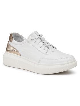 Carinii Carinii Sneakersy B6088-187-180-000-000 Biały