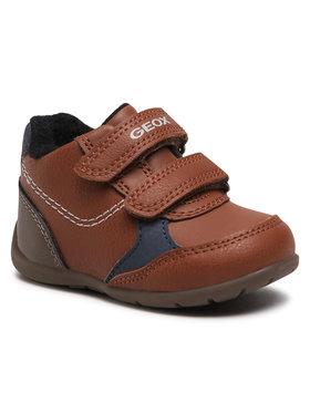 Geox Geox Sneakersy B Elthan B. B B041PB 0MEBC C6176 Brązowy