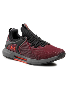 Under Armour Under Armour Scarpe Ua Hovr Rise 2 3023009-501 Bordeaux