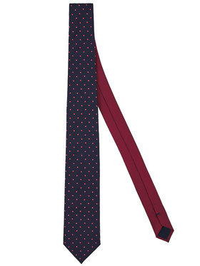 Tommy Hilfiger Tailored Tommy Hilfiger Tailored Krawatte Dot TT0TT06889 Bunt