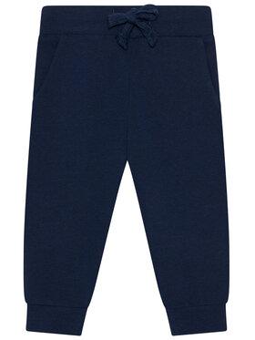 Guess Guess Spodnie dresowe N93Q17 KAUG0 Granatowy Regular Fit