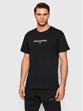 Unfair Athletics Unfair Athletics T-Shirt UNFR21-117 Czarny Regular Fit