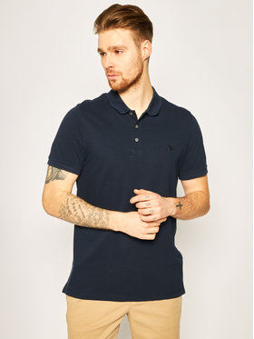 Roy Robson Roy Robson Tricou polo 2800-90 Bleumarin Regular Fit