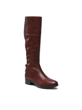 Geox Geox Klassische Stiefel D Felicity F D16G1F 00043 C0013 Braun
