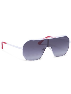 Guess Guess Sonnenbrillen GU7676 0021C Weiß