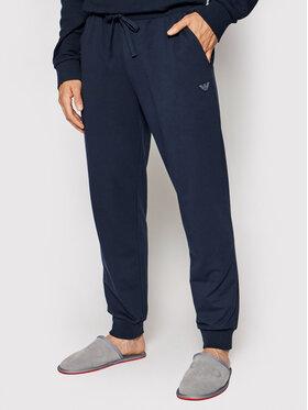 Emporio Armani Underwear Emporio Armani Underwear Teplákové nohavice 111777 1A565 00135 Tmavomodrá Regular Fit