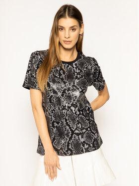 DKNY DKNY T-shirt P9KHZ467 Nero Regular Fit