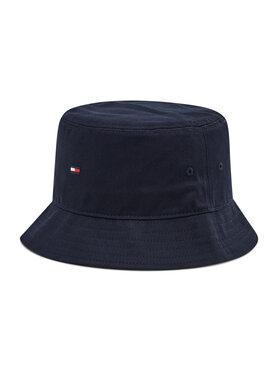 Tommy Hilfiger Tommy Hilfiger Καπέλο Bucket Classic Flag AW0AW10561 Σκούρο μπλε