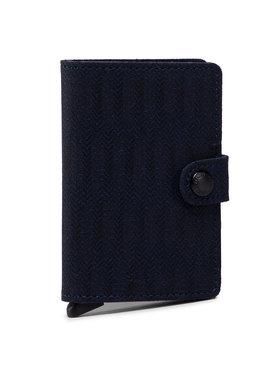 Secrid Secrid Malá pánská peněženka Miniwallet MDa Tmavomodrá