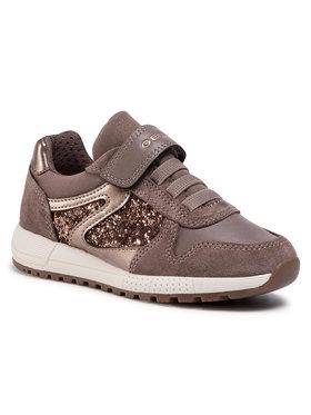 Geox Geox Sneakers J Alben G. A J04AQA 022EW C9006 S Marrone