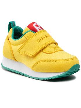 Reima Reima Sneakers Evaste 569428 Jaune