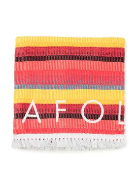Seafolly Seafolly Ręcznik Baja Stripe Towel 71563-TL Kolorowy