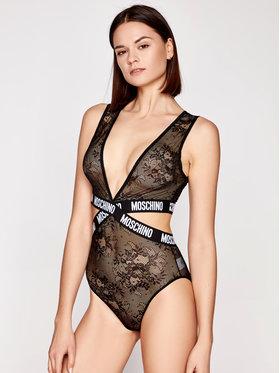 MOSCHINO Underwear & Swim MOSCHINO Underwear & Swim Боди 6016 9024 Черен