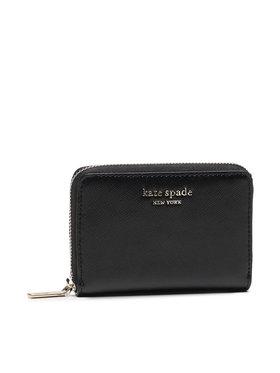 Kate Spade Kate Spade Μικρό Πορτοφόλι Γυναικείο Spencer PWR00016 Μαύρο