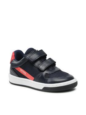 Boss Boss Laisvalaikio batai J09160 D Tamsiai mėlyna