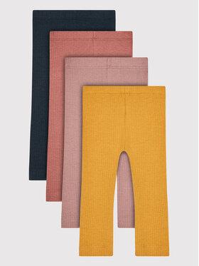 NAME IT NAME IT Set di 4 leggings Kabex 13191087 Multicolore Slim Fit