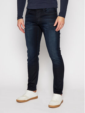 G-Star RAW G-Star RAW Blugi Slim Fit 3301 51001-5245-89 Bleumarin Slim Fit