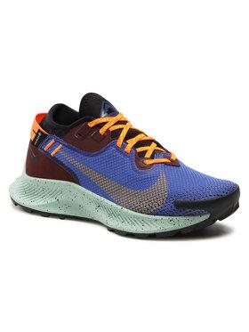 Nike Nike Buty Pegasus Trail 2 Gtx GORE-TEX CU2018 600 Niebieski