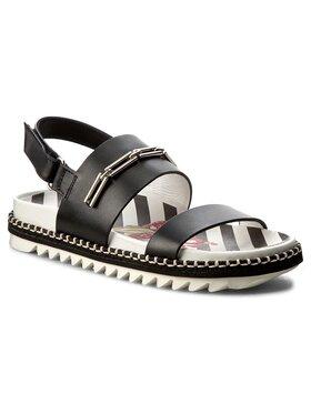 Fabi Sandále FD4605A Čierna