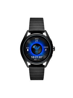 Emporio Armani Emporio Armani Smartwatch Connected ART5017 Negru