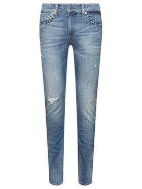 Calvin Klein Jeans Calvin Klein Jeans Jeansy Slim Fit J30J314357 Niebieski Slim Taper