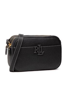 Lauren Ralph Lauren Lauren Ralph Lauren Handtasche Carrie 431837540001 Schwarz