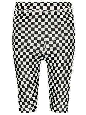 Vans Vans Pantalon scurți din material Flying VN0A4Q4B Alb Slim Fit