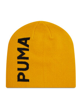 Puma Puma Čepice Ess Classic Cuffless Beanie 023433 06 Žlutá