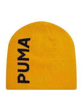 Puma Puma Шапка Ess Classic Cuffless Beanie 023433 06 Жълт