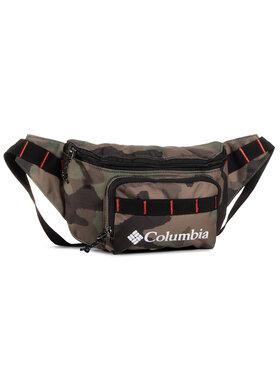 Columbia Columbia Чанта за кръст Zigzag Hip Pack 1890911317 Зелен