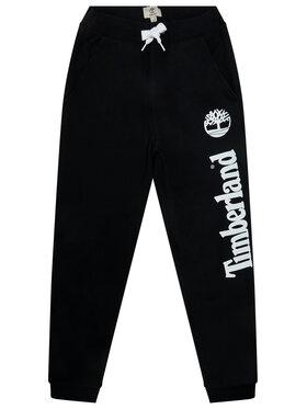 Timberland Timberland Pantaloni da tuta T24B05 D Nero Regular Fit