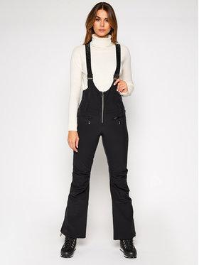 Roxy Roxy Lyžařské kalhoty Summit ERJTP03117 Černá Skinny Fit