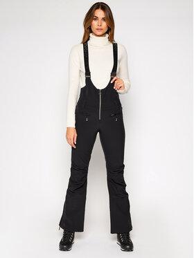 Roxy Roxy Lyžiarske nohavice Summit ERJTP03117 Čierna Skinny Fit