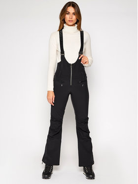 Roxy Roxy Pantaloni de schi Summit ERJTP03117 Negru Skinny Fit