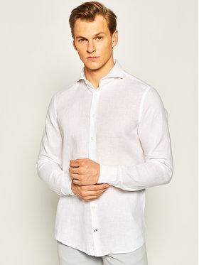 Joop! Joop! Marškiniai 17 JSH-69Pajos-W 30019770 Balta Slim Fit