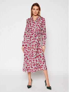 Guess Guess Sukienka koszulowa W1RK90 WDDE0 Kolorowy Regular Fit